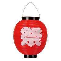 イベント用品・パーティグッズ/提灯・堤燈・ちょうちん/提灯[ちょうちん]ポリ祭丸