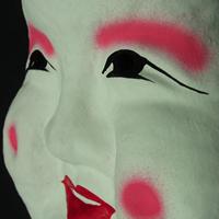 イベント用品・パーティーグッズ/祭り用品・お祭り・祭用品・夏祭り・盆踊り衣装/張子お面