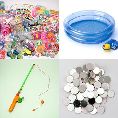 パーティグッズ・イベント用品/子供景品セット/おもちゃ釣り