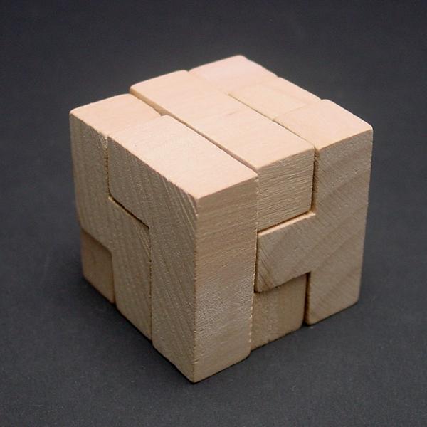 木製キューブパズル~手作り ... : 粘土 幼児 : 幼児